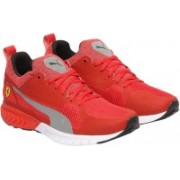 Puma SF Pitlane Dual Ignite Sneakers For Men(Red)