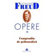 Opere Freud, vol. 13 - Compendiu de psihanaliza (eBook)