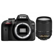 Nikon D3400 + 18-140mm VR - Man. ITA - 2 Anni Di Garanzia In Italia