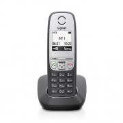 Bežični telefon Gigaset A415, crni