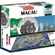 MACAU Puzzle 4D Cityscape