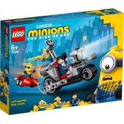 LEGO Unstoppable Bike Chase