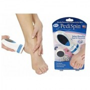 Ibs Skin Leg Care Products Plastic Pedi Spin Electronic Foot Calluus Removal Kit