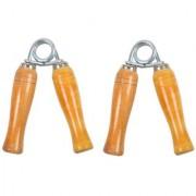 Port Wooden Hand Grip set ( Pack Of 2)