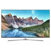 "Hisense H55U7A 55"" 4K Ultra HD Smart TV Wifi Negro, Plata LED TV"