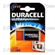 Duracell Ultra Power 3v Photo Batteri