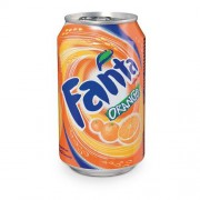 Frisdrank - Fanta Orange