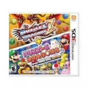 Joc Puzzle And Dragons Z Plus Puzzle And Dragons Super Mario Bros Nintendo 3Ds