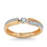 Biżuteria Verona Złoty pierścionek