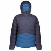 Scott - Jacket Insuloft GTX Infinium Down - Doudoune taille S, noir/bleu