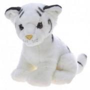 Детска плюшена играчка Тигър бял, 20 см., Beppe 13492, 5901703114733