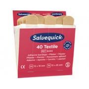 Cederroth Plåsterrefill Salvequick 6444 textil 6x40st/fp