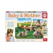 Educa Mama és kicsinye bébi puzzle