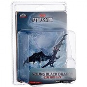 Wizards of the Coast D&D Attack Wing Wave Nine Black Dragon Expansion Pack Action Figure