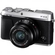 Fujifilm X-E3 Aparat Foto Mirrorless 24MP APSC 4K Kit cu Obiectiv XF23mm F2 Argintiu