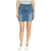 BCBGeneration Denim Skirt - TWC3207625 Medium Vintage Wash