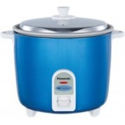 Panasonic SR WA 18H (MHS) Rice Cooker, Food Steamer(4.4 L, Blue)