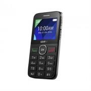 """Alcatel 2008G Telefono Movil 2.4"""""""" QQVGA BT Negro/P"""