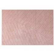 Miliboo Teppich modern rosa 160 x 230 cm PALM