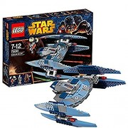 Lego Star Wars Vulture Droid, Multi Color