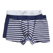Ten Cate Kids Boys Shorts Blue 2-pack