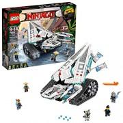LEGO Ninjago Movie Ice Tank 914pcs Age 9-14 (70616) by LEGO...