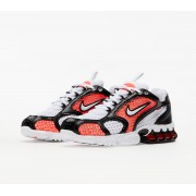 Nike Air Zoom Spiridon Cage 2 (W) White/ White-Flash Crimson-Black