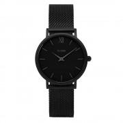 Cluse Cl30011 Minuit Full Black Mesh Ladies Watch