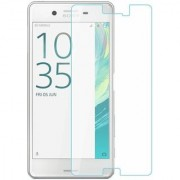 Anti Shock impossible screen guard for Sony Xperia X (Unbreakable 0.2 MM Transparent) by Jabox.