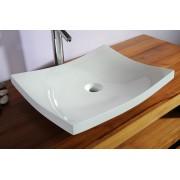 Saniteck Vasque plate