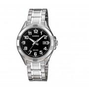 Reloj Casio LTP-1308D-1A Para Mujer-Plateado