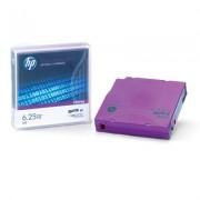 Cinta de datos HP Ultrium de 6.25TB, LTO-6 C7976A