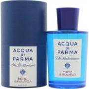 Acqua di Parma Blu Mediterraneo Mirto di Panarea Eau de Toilette 150ml Vaporizador