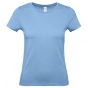 Majica kratki rukavi BC E150/women nebo plava XL 900004212