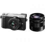 Panasonic Lumix DMC-GX80 + 12-32 mm + 35-100 mm (srebrny)