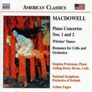 Macdowell - Piano Concertos No.1&2 (0636943904923) (1 CD)