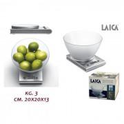 Laica bilancia cucina elettronica lc71130