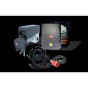 Kit automatizare usa garaj BFT PEGASO 400, 45 mp, 400 V, trafic semi-intensiv
