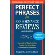 Perfect Phrases for Performance Reviews, Paperback