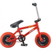 Rocker Mini BMX Cykel Rocker 3+ DeVito Freecoaster (Röd)