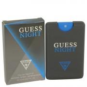 Guess Night Mini EDT Spray 0.67 oz / 19.81 mL Men's Fragrances 536080