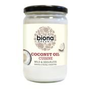 Ulei de cocos organic pentru gatit 610ml