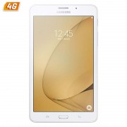 TABLET SAMSUNG GALAXY TAB A7 (2016) WHITE - QC 1.5GHz - 8GB - 1.5GB RAM - 7'/17.78CM 1280x800 - ANDROID 5.1 - 4G - BT4.0 - DUAL CAM 5/2MP - BAT. 4000m
