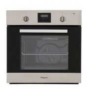 Hotpoint AO Y54 C IX Single Built In Electric Oven - Stainless Steel