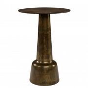 KIM Side table - Vintage brass