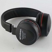 Wireless Bluetooth Headphone MS- 771A Bluetooth Stereo Headphones with Microphone for Smart Phone (Black)