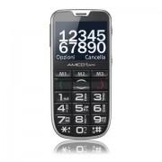 "Brondi Cellulare Brondi Amico Ci Sento 2.3"" Dual Sim Easy Phone Tasto Sos Audio Amplifica"
