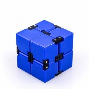 AJ international Store Infinity Cube Sensory Toy Solid Plastic Puzzle Box Anti-Stress and Anxiety Relief Promotes Focus