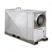 TROTEC Central de calefacción por fueloil ID 1200