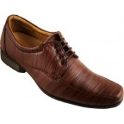 Action Synergy Fashion Line Pn9907 Lace Up Shoes For Men(Brown)